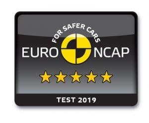 5 Estrelas Euro NCAP 2019
